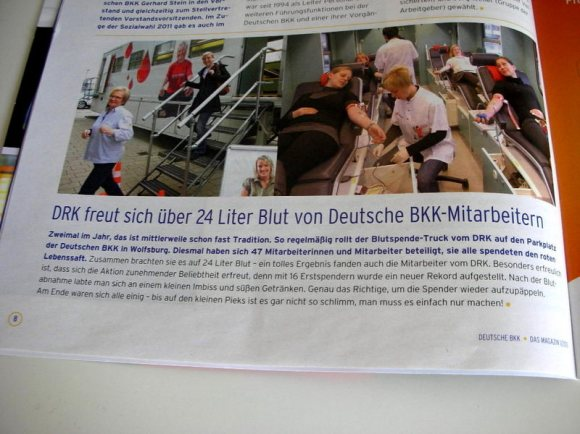 Vampir-Apokalypse bei der Deutschen BKK?