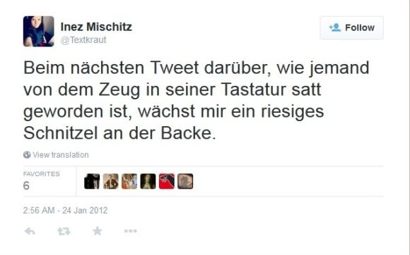 Twitterer-Tastaturen