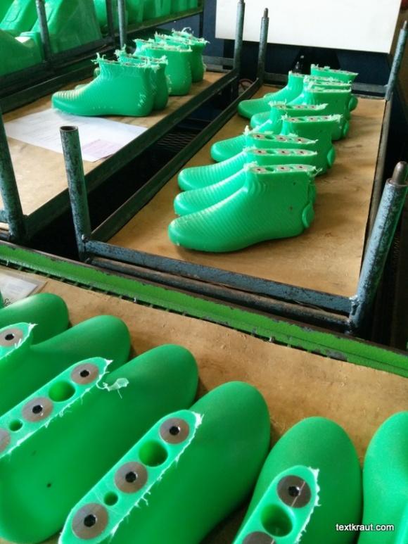 Schuhleisten Kunststoff